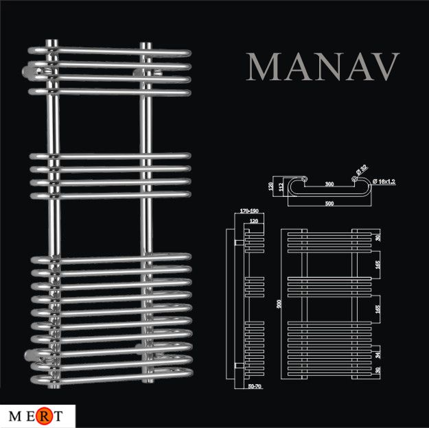 discounter online shop mert design badheizk rper manav 500 1200 mm mittelanschluss weiss. Black Bedroom Furniture Sets. Home Design Ideas