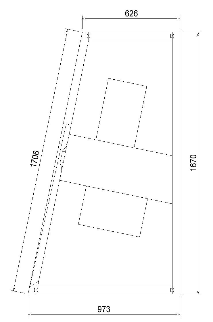 Badewanne Höhe.Wannenträger Für Badewanne Galia I 1700 Mod A Höhe 630mm