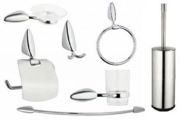 Design Badezimmer Garnitur (7 Teilig) SE02500